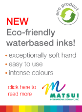 Eco Waterbased Inks